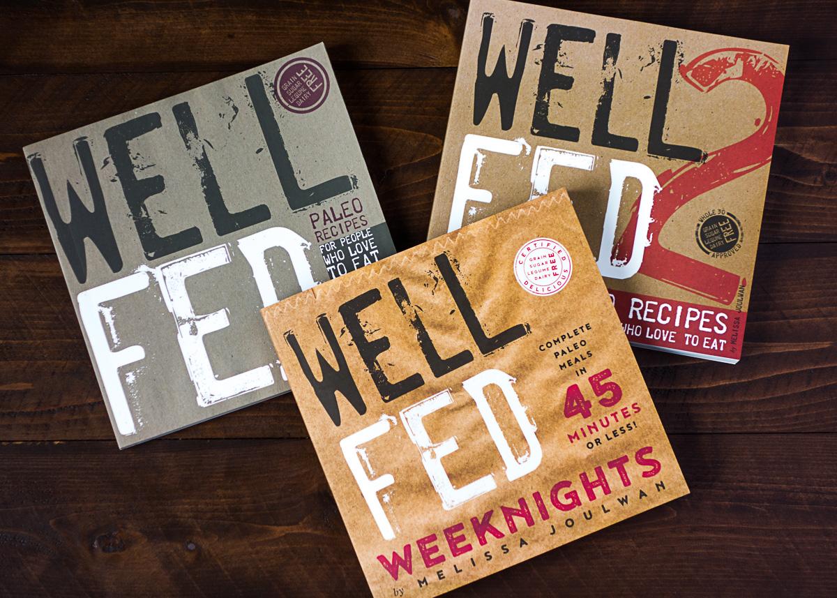 Melissa's stellar  Well Fed  series