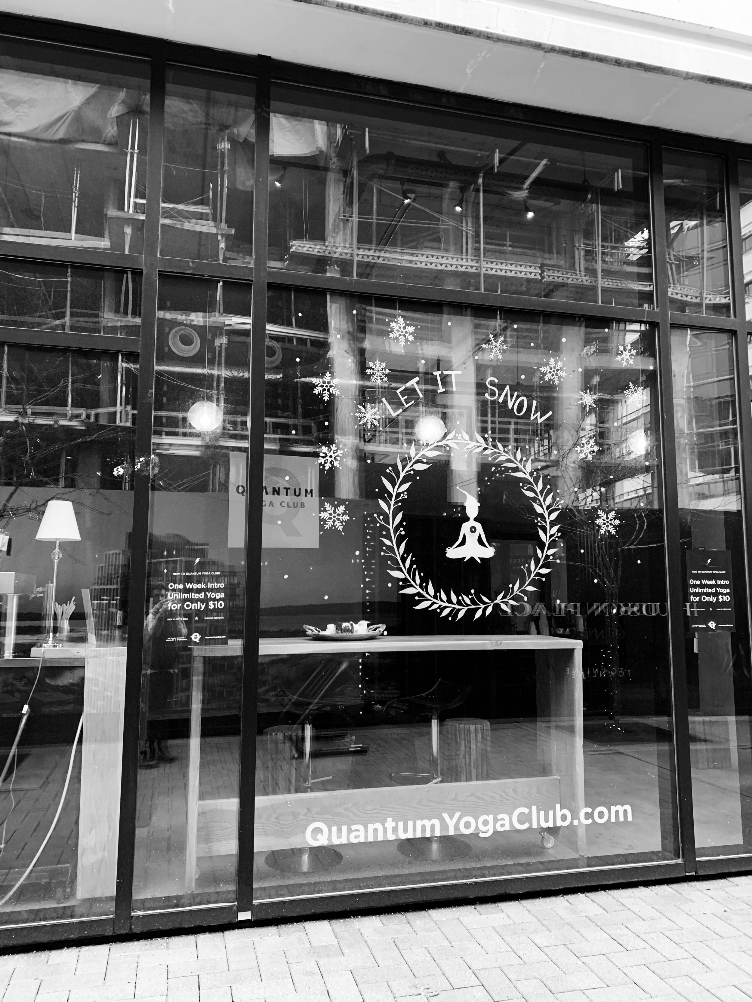 Quantum Yoga Club, Victoria, BC