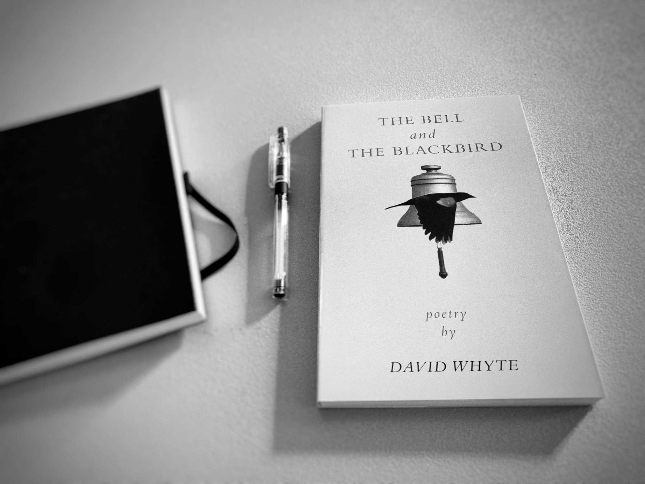 The Bell  and  The Blackbird,  poetry by David Whyte