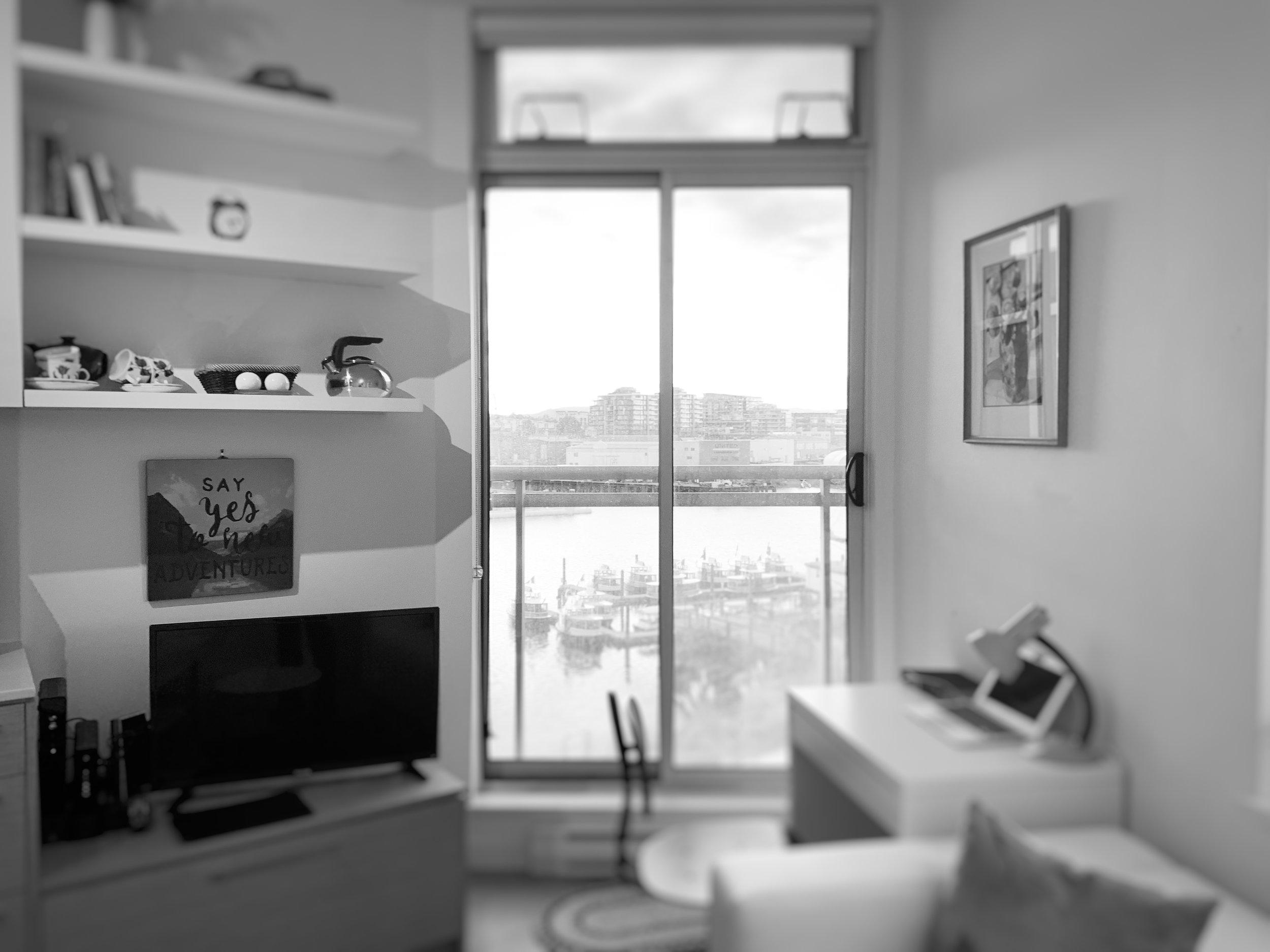 My airbnb, Victoria, BC