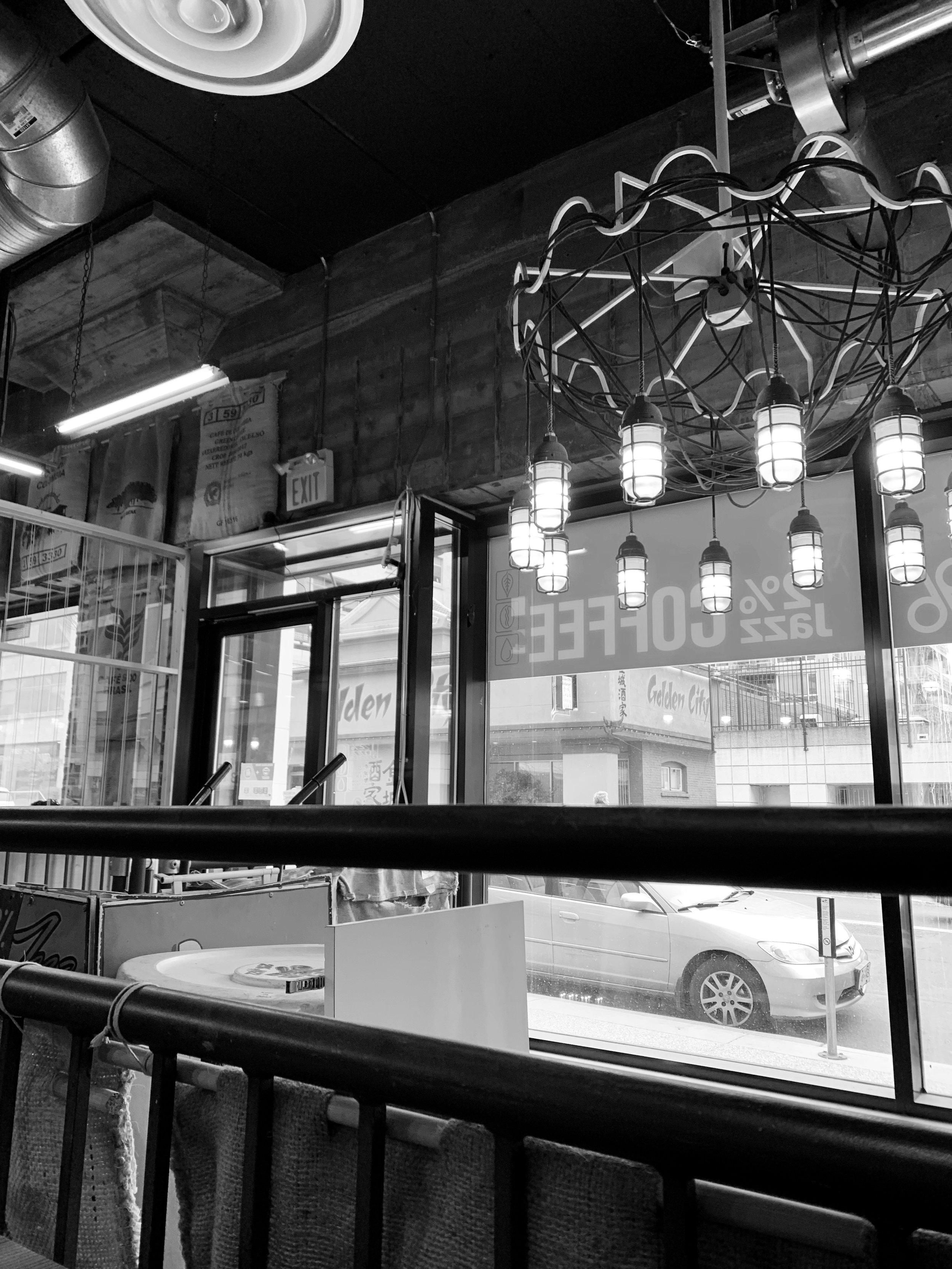2% Jazz Coffee Shop, Victoria, BC