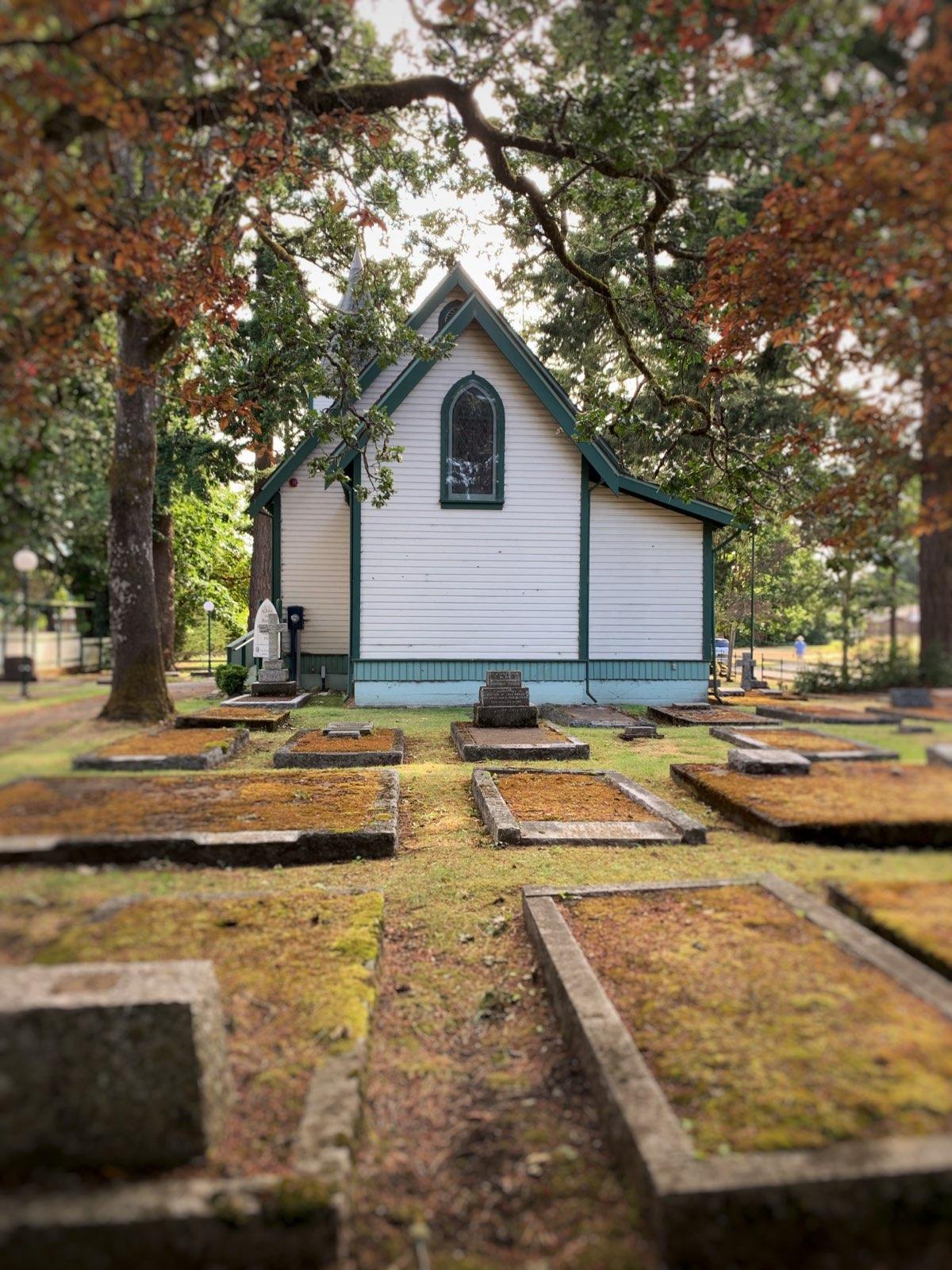 St. John the Baptist Heritage Church, Colwood, BC