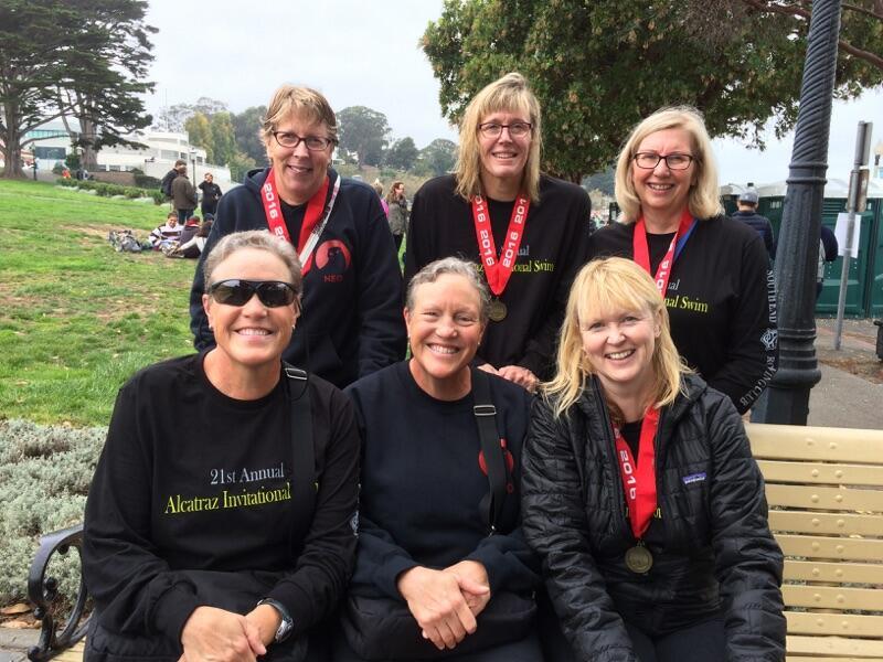 Alcatraz Swim 2016