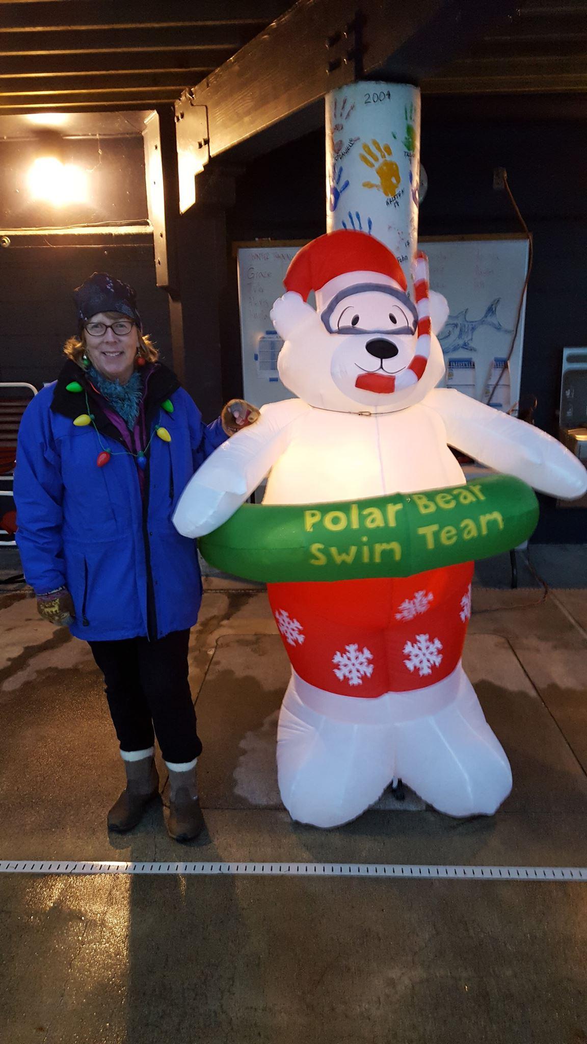 Shivers the Polar Bear