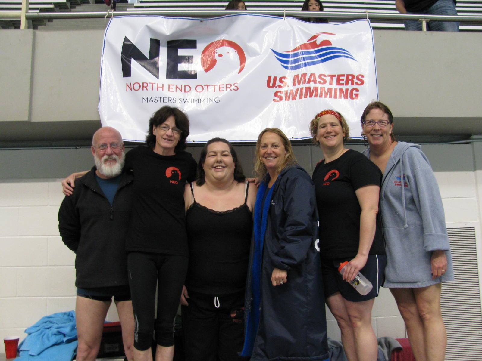 NEO representatives at PNA 04-12-14