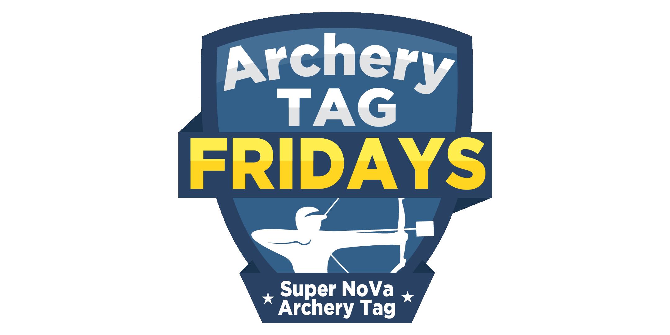 Archery Tag Fridays