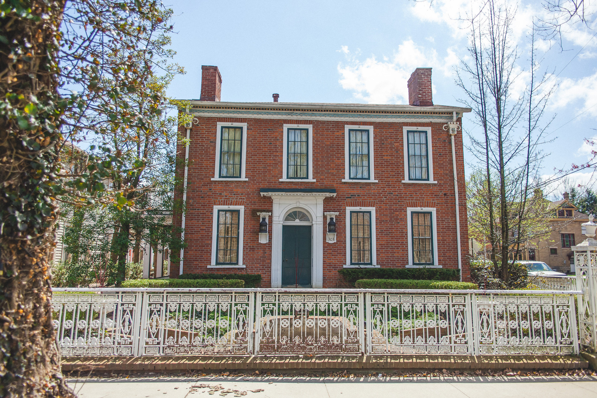 Warner House -