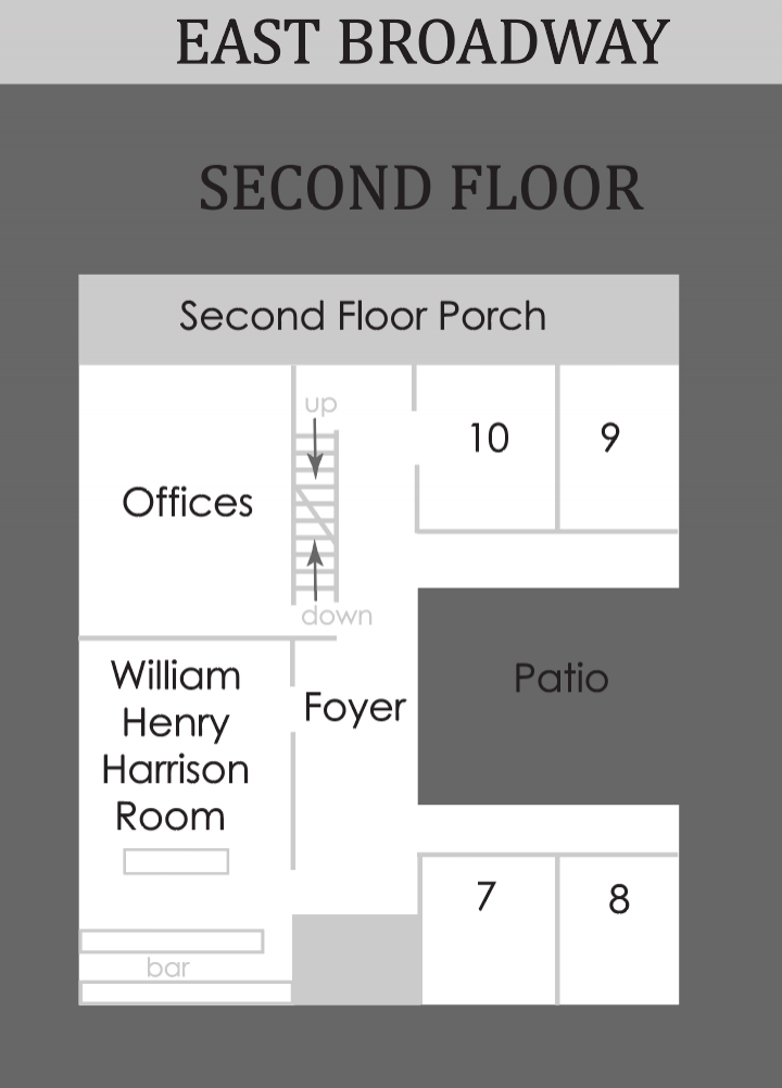 BuxtonInn_Map2018SecondFloor.png