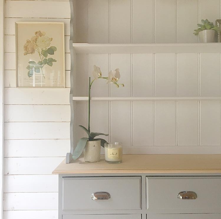 contemporary kitchen dresser