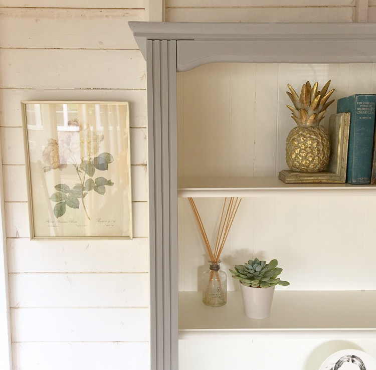 classic bookcase shelving