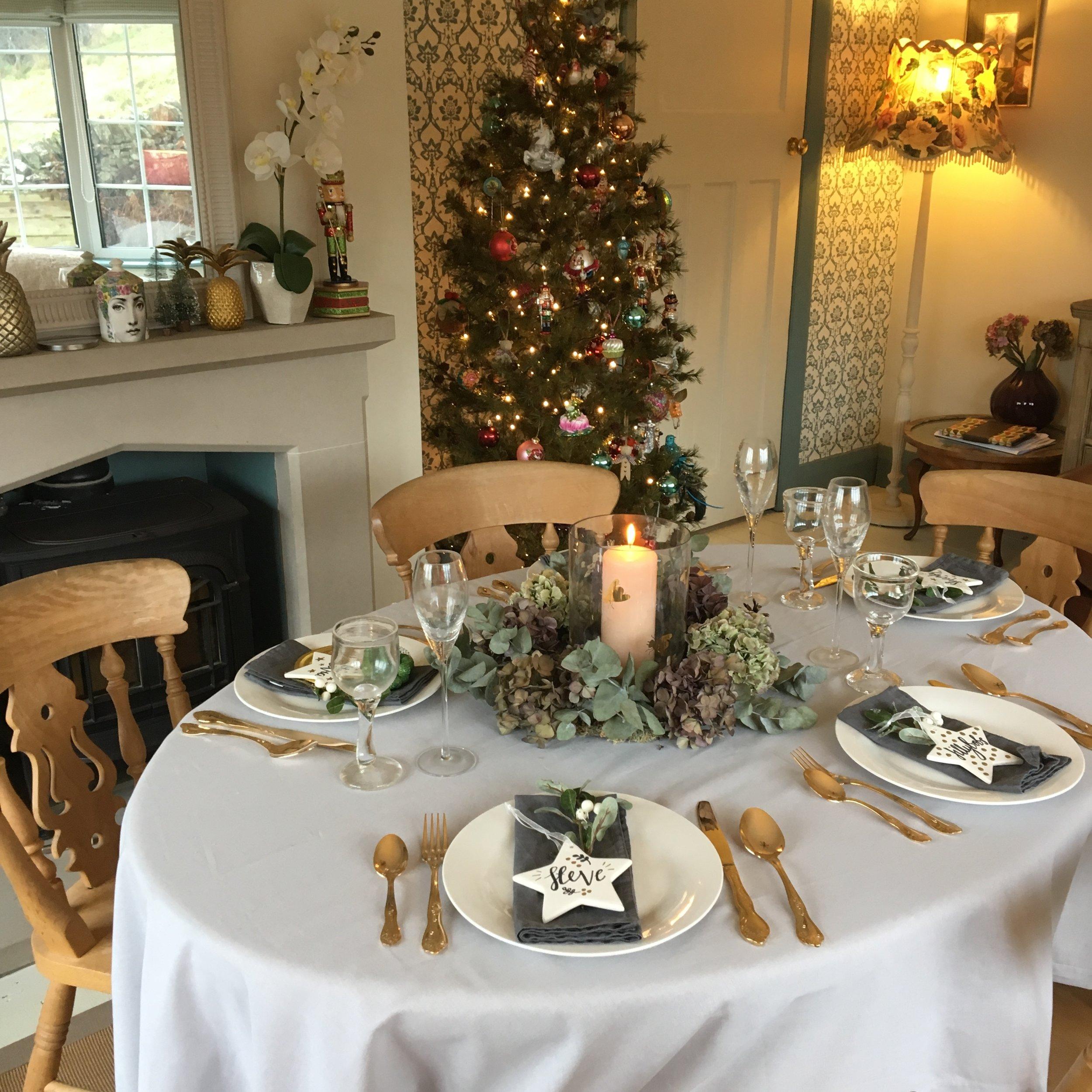 Christmas Interior Styling