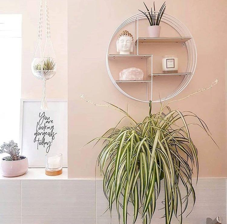 botanical interior style