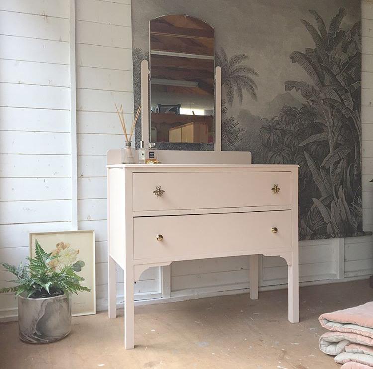 unique painted furniture