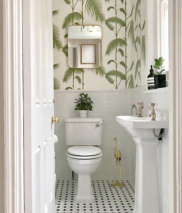 Cole & Son Palm Leaves Wallpaper