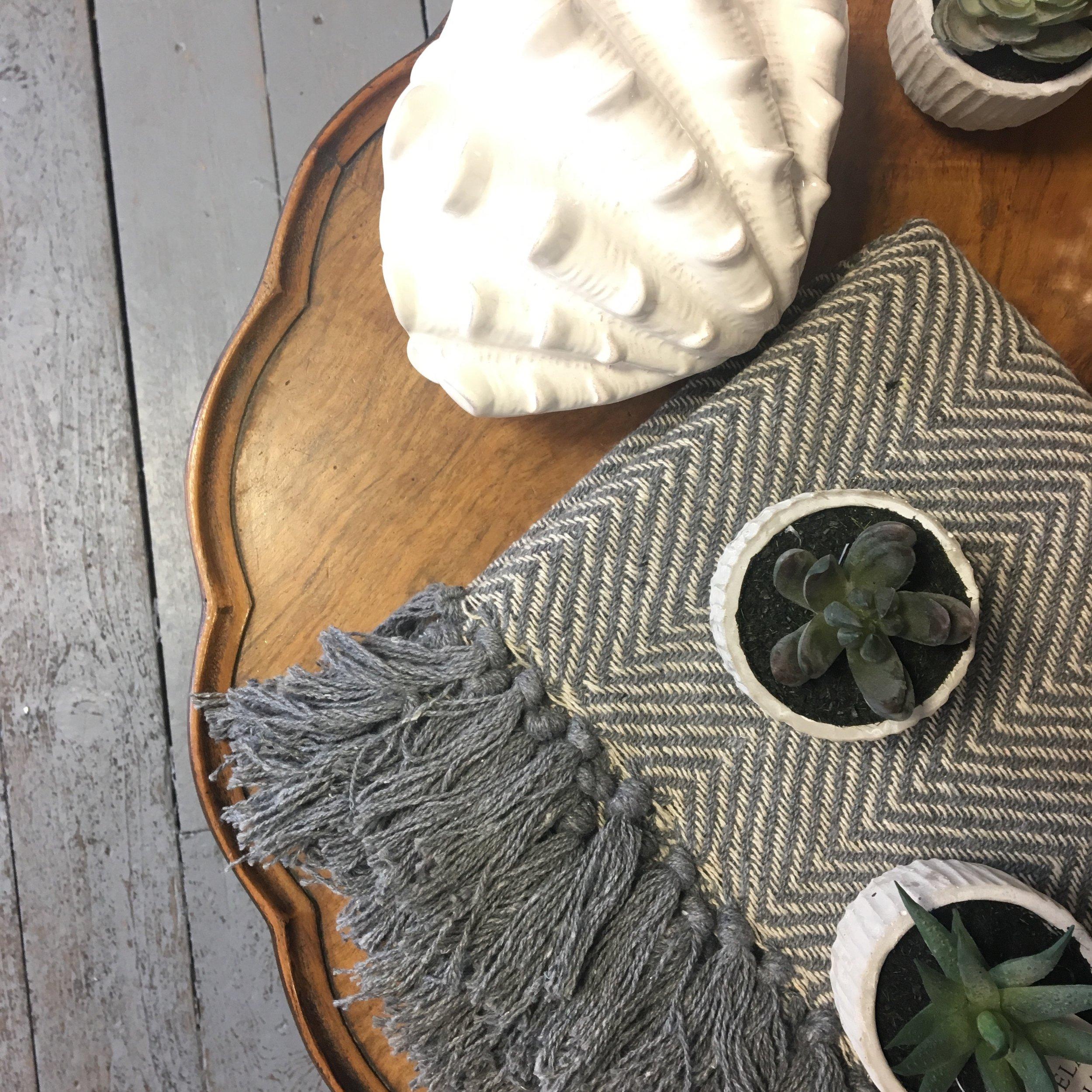 botanical interior styling