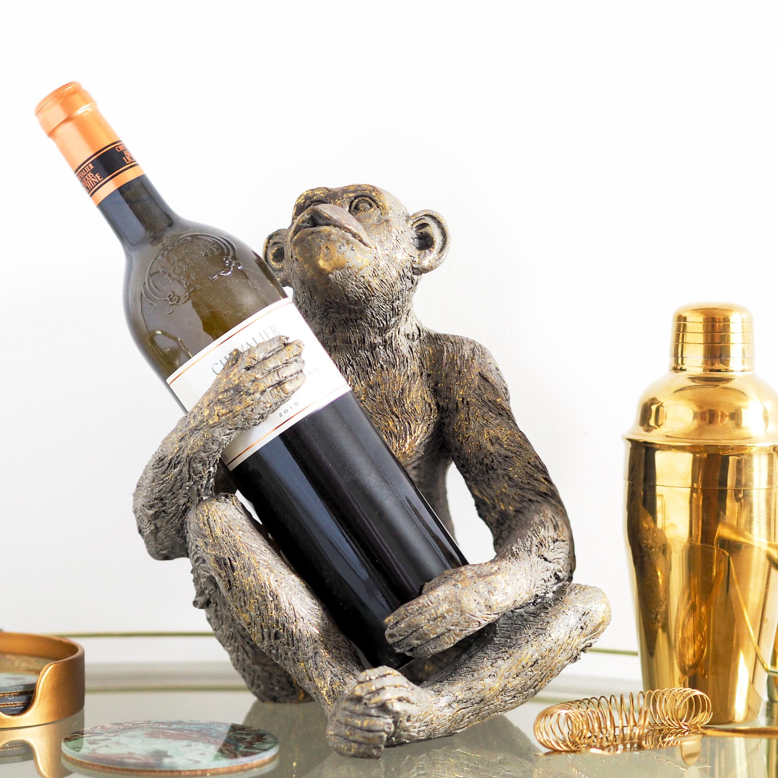 monkey bottle holder