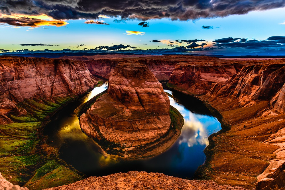 """Horseshoe Bend"" - Arizona"