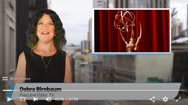 'Game of Thrones,' Netflix Lead Emmy Nominees  Debra Birnbaum & Daniel Holloway, Variety  Emmy nominees are getting diverse and Netflix supplanted longtime industry leader HBO as the most nominated network or platform??! Check out Birnbaum & Holloway's summary of Emmy Nominees for more!