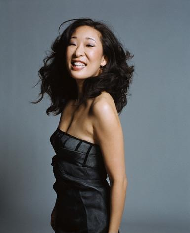 "Sandra Oh Is the First Asian Actress Nominated for Lead in a Drama Series  Meredith Woerner, Variety  History was made with the 2018 Emmy Awards nominations, which included recognition for Sandra Oh. Oh, who had been nommed five times in the supporting category for her work on ""Grey's Anatomy,"" is now the first actress of Asian decent to be nominated for an Emmy for lead actress in a drama series!"