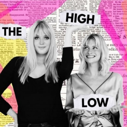 FROM POP CULTURE TO POLITICS - If you like the casual best friend dynamic found in the Call Your Girlfriend podcast but want less American politics, try The High Low. This weekly podcast hosted by British journalists and friends Pandora Sykes & Dolly Alderton covers everything from world events to pop culture in a sharp, hilarious and self-deprecating way.