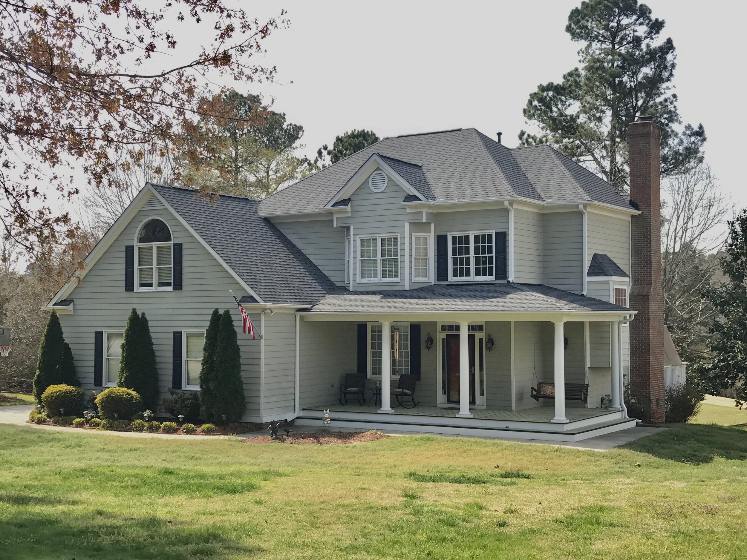 Family Owned & Operated - We are a full service roofing company serving customers throughout central and eastern North Carolina.
