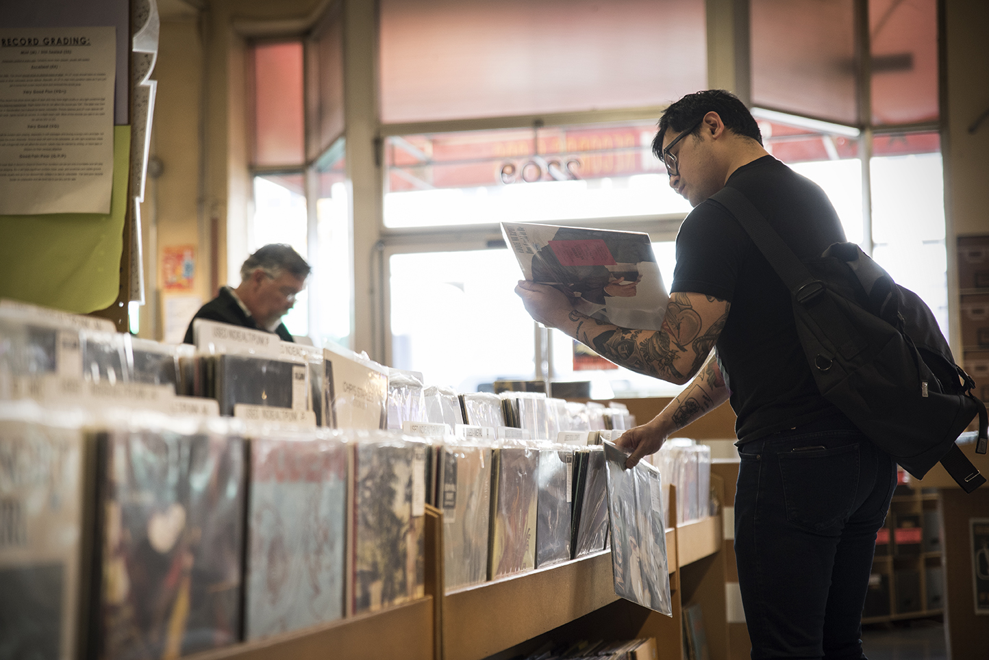 The best of Seattle record stores
