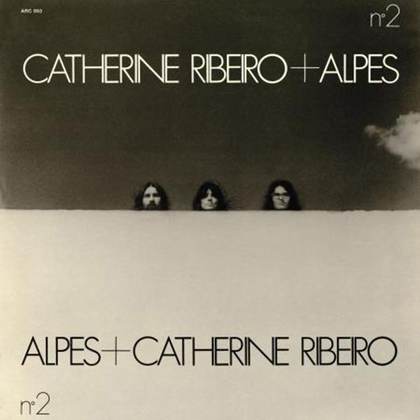 Catherine Ribeiro + Alpes - reissue series