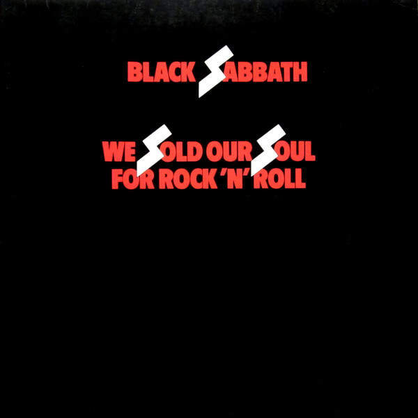 Black Sabbath - We Sold Our Soul...