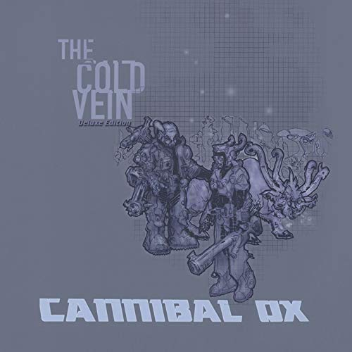 Cannibal Ox - The Cold Vein (DLX)