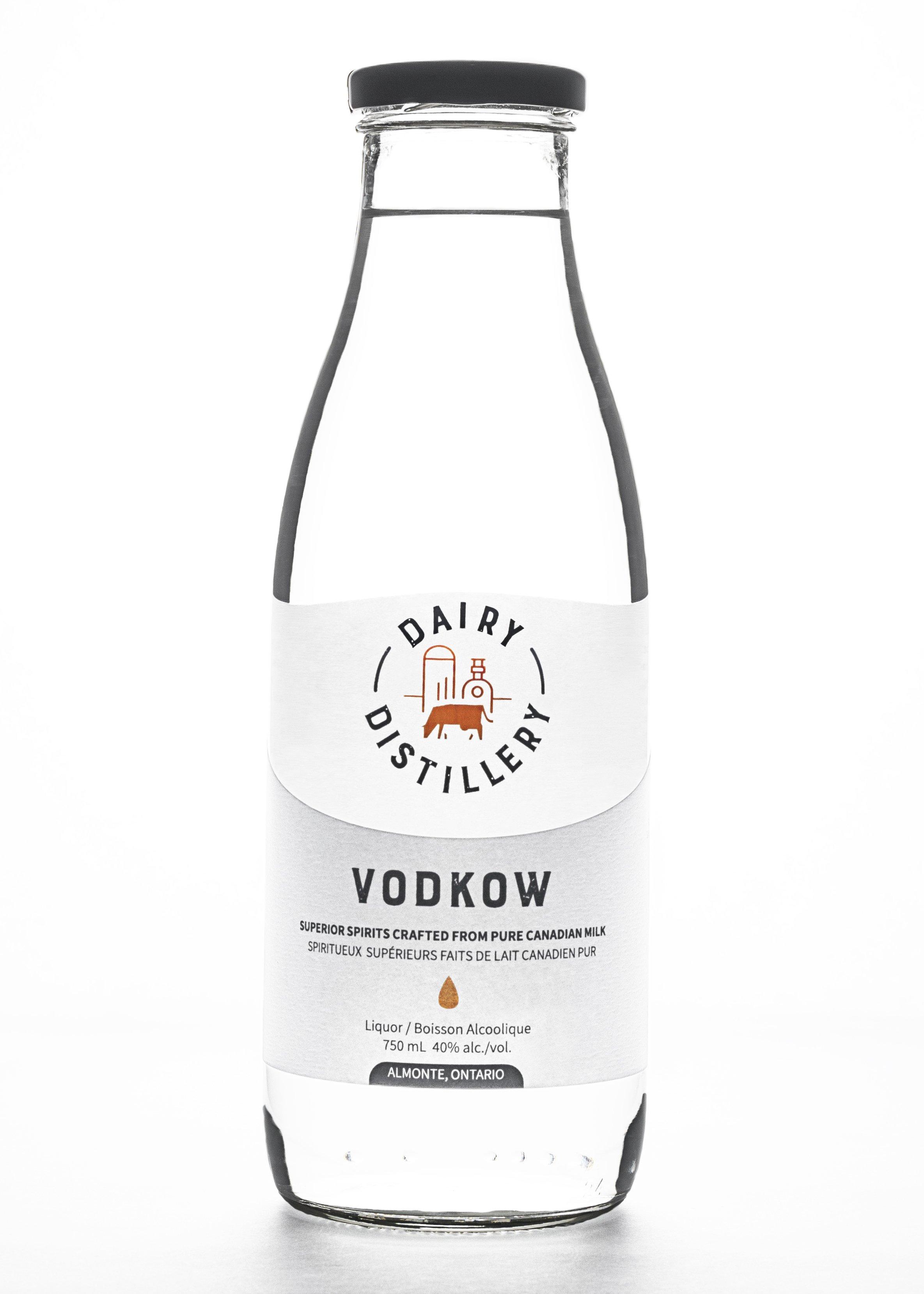 """Vodkow Bottle"".""  Vodkow"