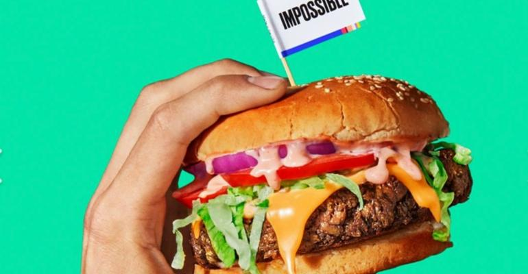 """Impossible Burger.""  Supermarket News"