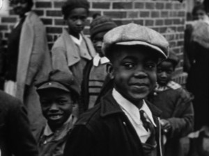 """A still from """"Clayton (N.C.), circa 1936-1937 (Reel 1),"""" one of the films in H. Lee Waters Digital Collection."""
