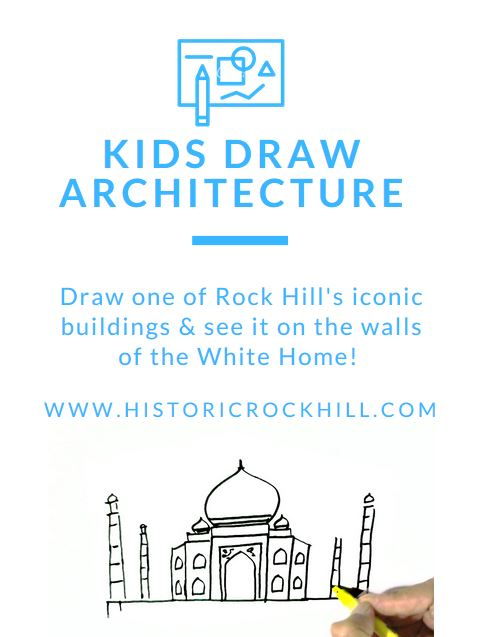 Kids Draw Architecture Poster.JPG