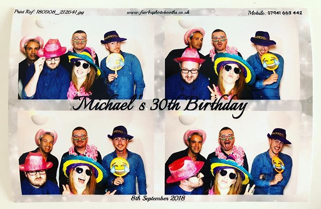 Super fun night with our 5-piece band 😁🙌🏻🎂🎈 Happy birthday Michael! 👏🏻🎶