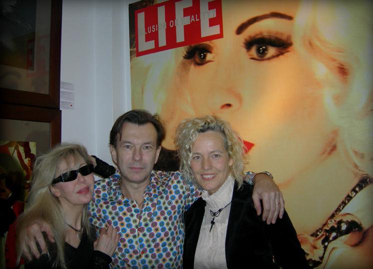 2007.01-Galerie de Suede- Marie Saintin, Thomas and Ellen von Unwerth.jpg