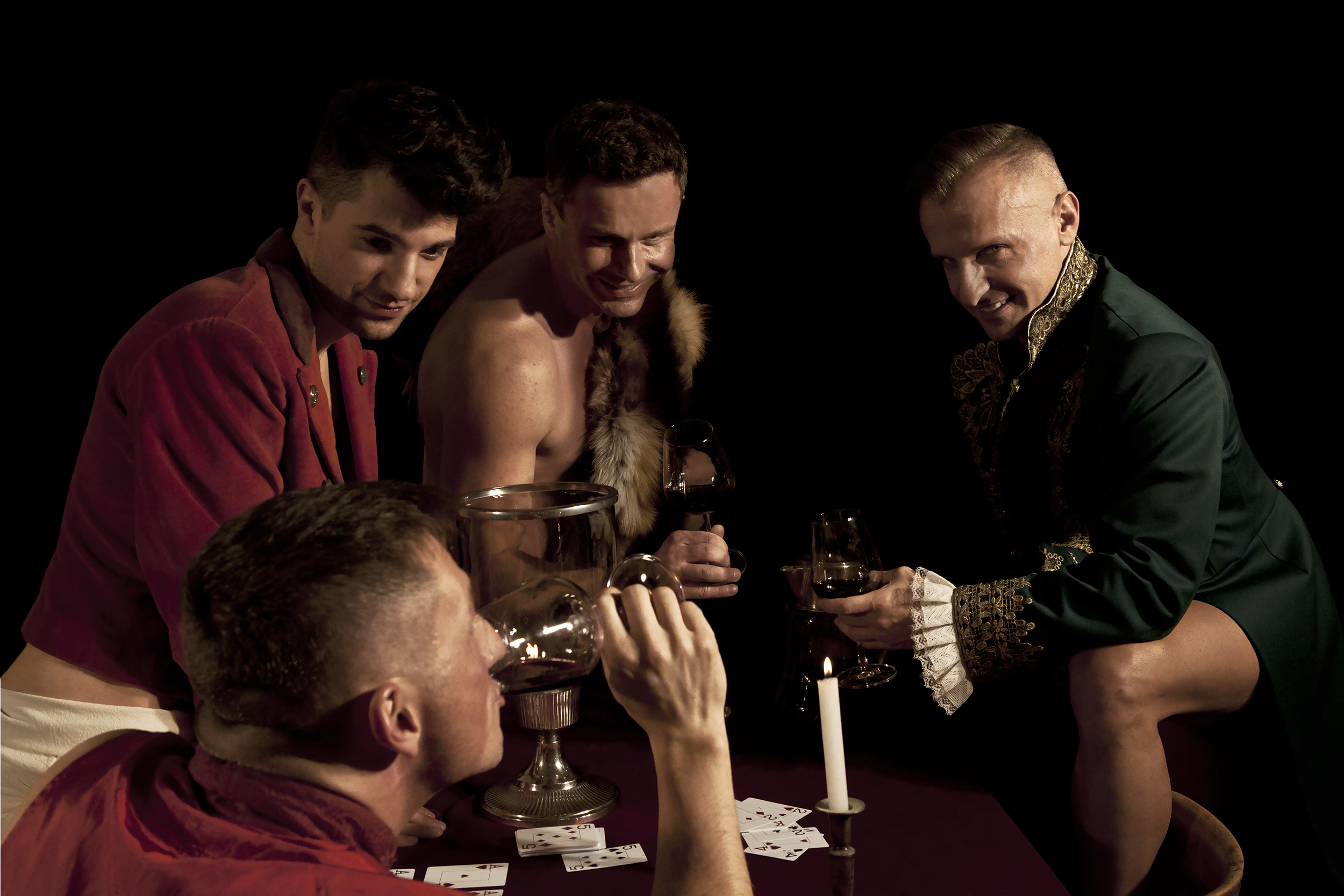 - Players - Strip Poker IPhotography on paper45x30cmEdition 72015