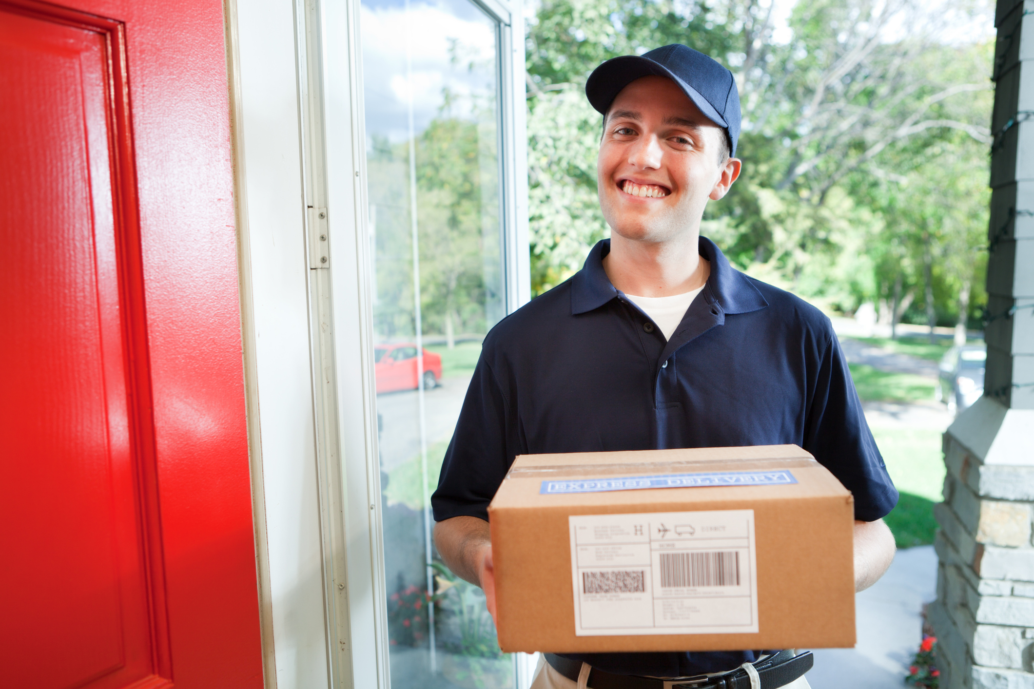 your orders are delivered - And finally....your customers receive their orders quickly and accurately. Overseas import docs are automated by us to avoid any delays. You can receive realtime updates on parcel tracking info which you can share with you customers (if we are integrated with your shopping cart or marketplace). We can't guarantee a smile from the delivery driver but we do use top couriers like dpd, fedex, dhl alongside Royal Mail to ensure your customers get a great service.