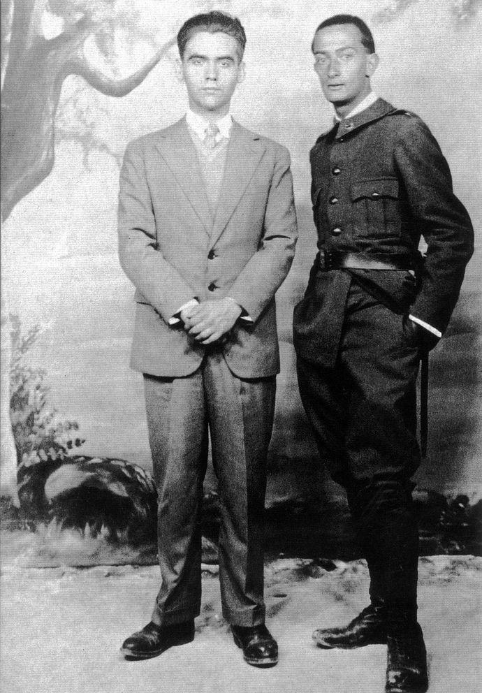 Dali and Lorca