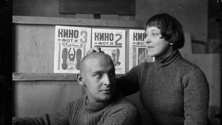 A. Rodchenko and V. Stepanova