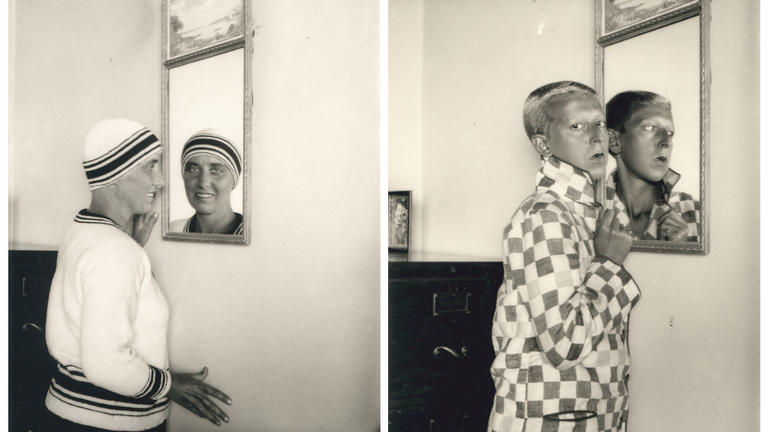 Marcelle Moore and Claude Cahun