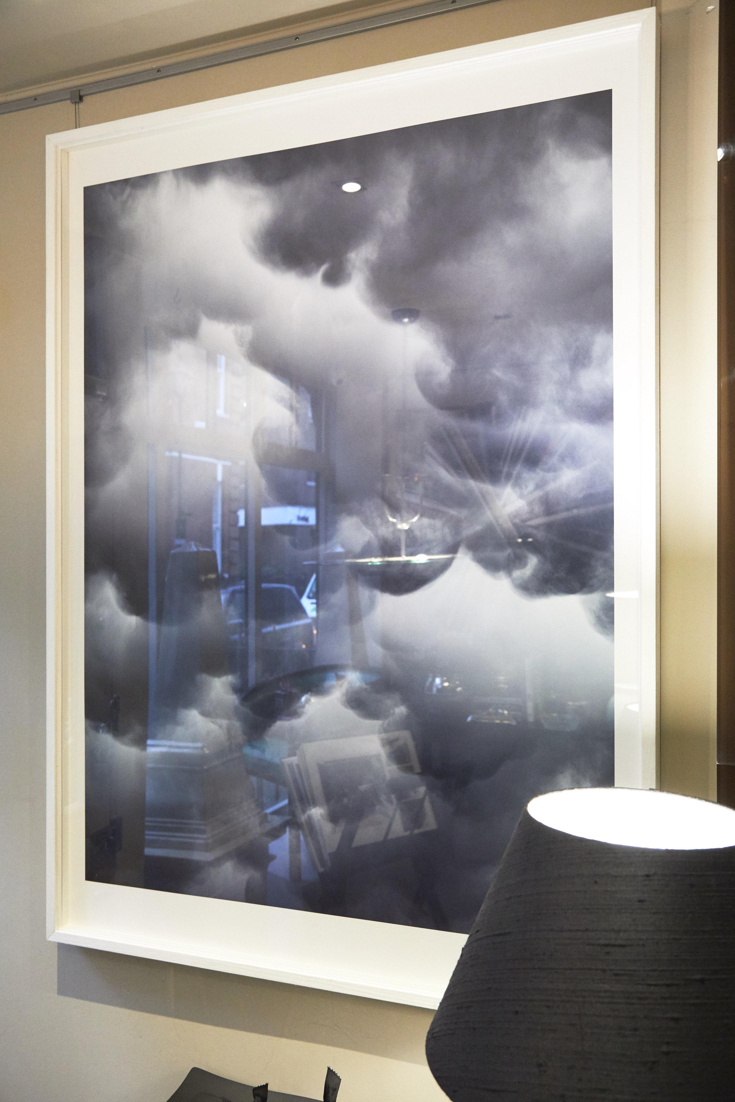 Trevor Mein, Saturdaytentwentyeight2010 - Pigment print on cotton ragLimited edition of 25In a white box frame with acrylic glazing157cm x 115cm