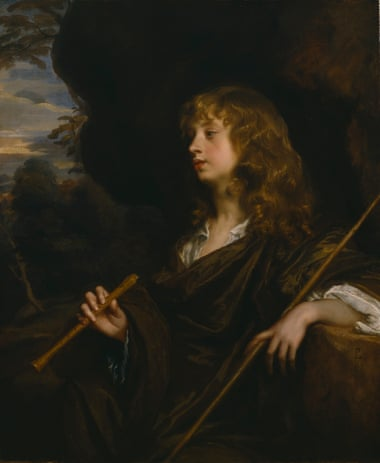 The Shepherd Boy, Peter Lely