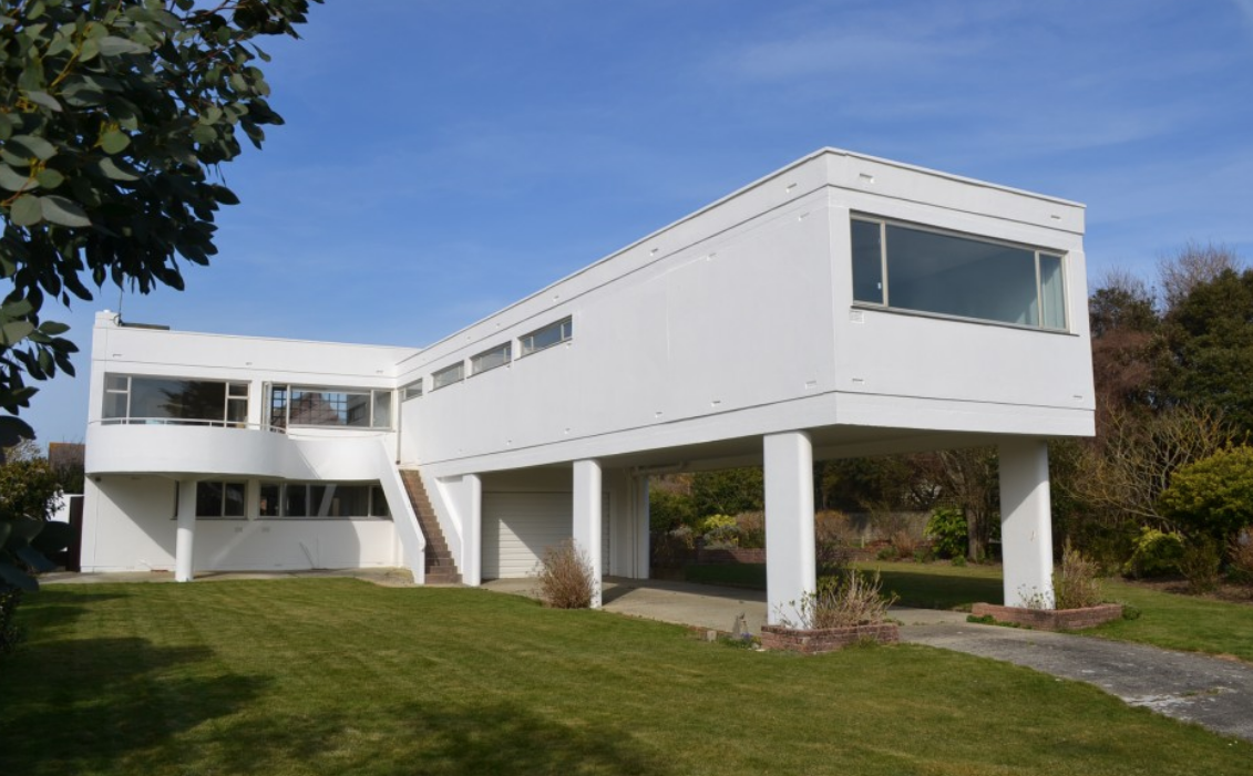 Sea Lane house, West Sussex - exterior