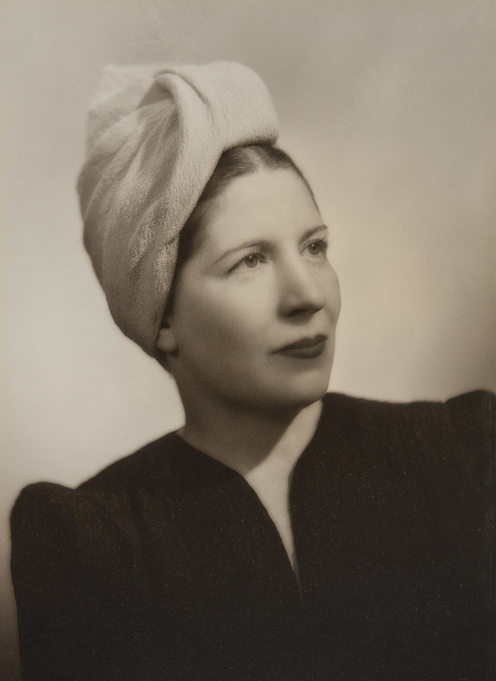 Marguerita Mergentime, 1930s. © Mergentime Family Archives
