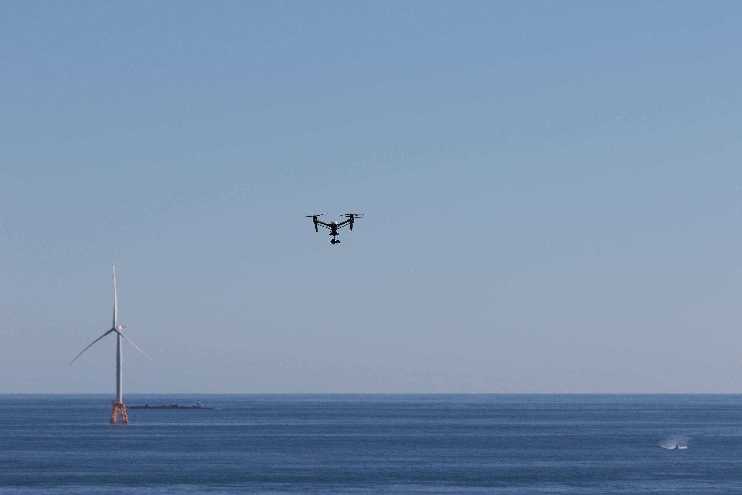 Block Island Drone