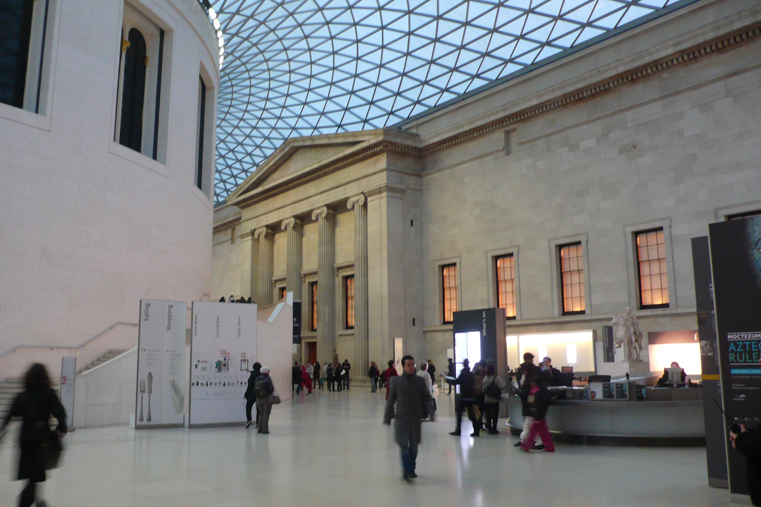 British Museum, London GB