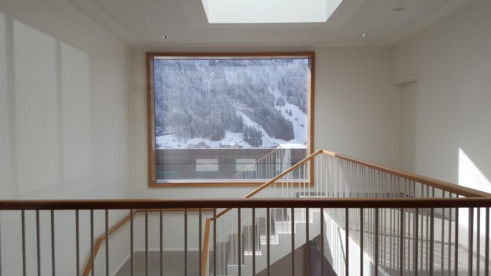 Schulhaus Engelberg, Schweiz