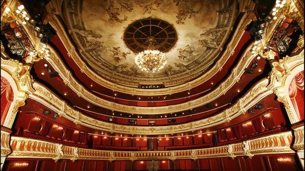 2019-20 SEASON - I join the Opéra Studioof the Opéra national du Rhinin Alsace, France.