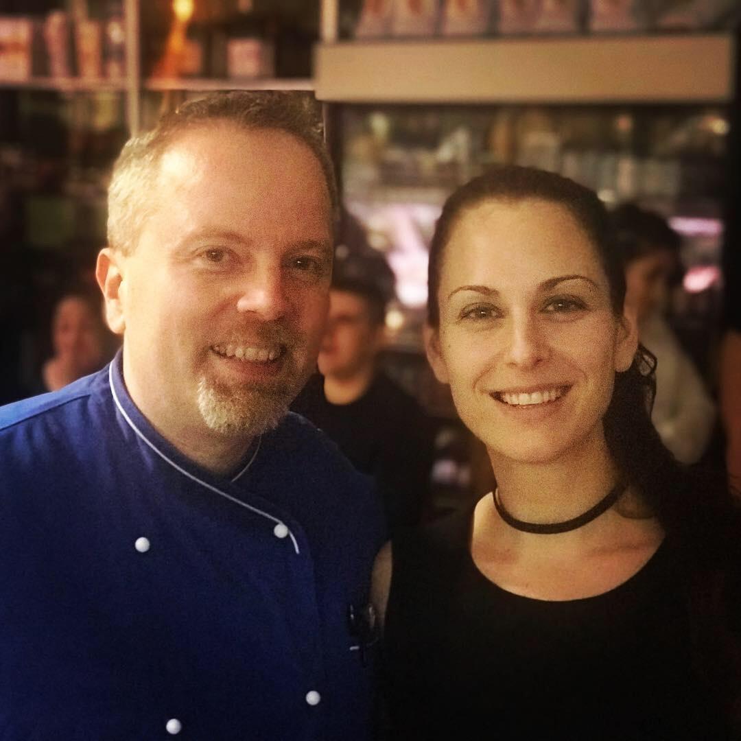 Chef Francesco Lagi of Le Lune Ristorante Nel Vivaio (Tuscany, Italy)