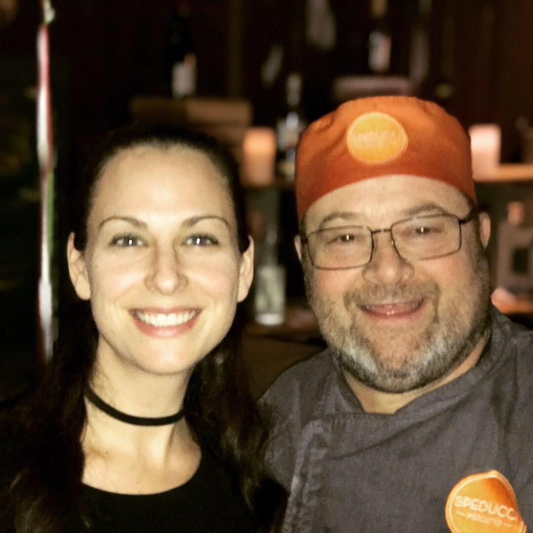 Chef Gabriele Paganelli of Speducci Mercatto (Toronto,Canada)